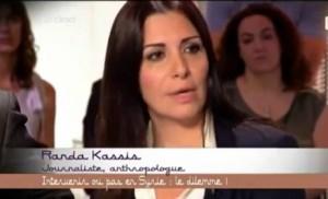 randa kassis assad syrie russie