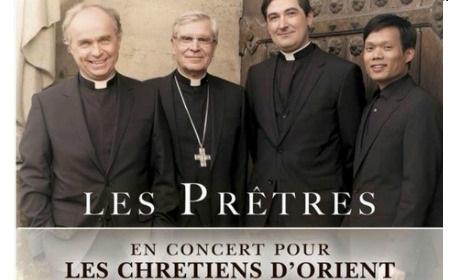 concert Les Prêtres RATP Chrétiens d'Orient
