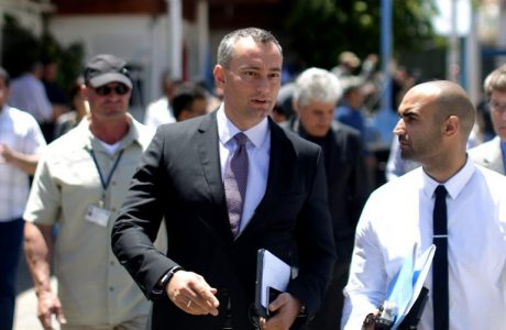 Nickolay Mladenov ONU Gaza Israël Palestine Hamas Autorité palestinienne