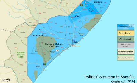 somalie chebabs kenya islam