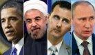 syrie assad iran daech