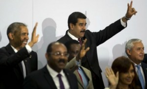 Venezuela Etats-Unis Cuba