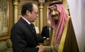 hollande arabie saoudite iran