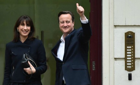 législatives Grande Bretagne David Cameron Ecosse
