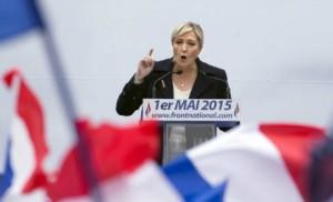 Marine Le Pen Jean-Marie 1er mai