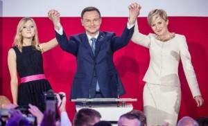 élection présidentielle Pologne Andrzej Duda
