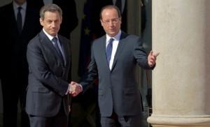 UMP Les Républicains Sarkozy Hollande