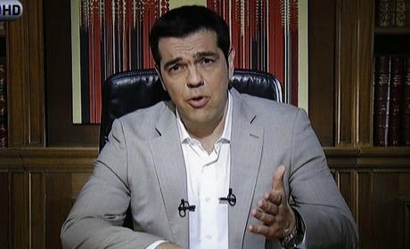 Grexit Tsipras communiste