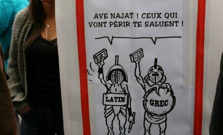 reforme college ferry chevenement bayrou
