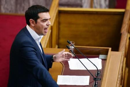 Alexis Tsipras Grexit