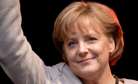 Angela Merkel Grèce euro