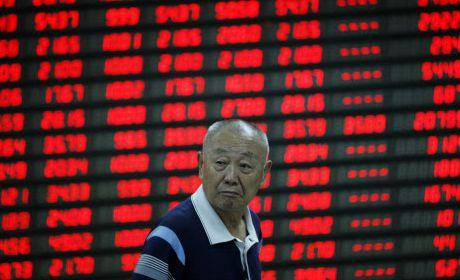 Chine dette krach