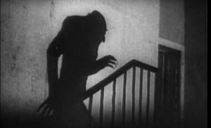 crâne de Murnau Nosferatu