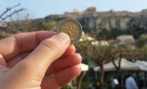 Grèce euro dette