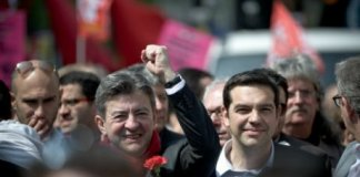 grece tsipras melenchon syriza