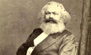 Karl Marx communisme