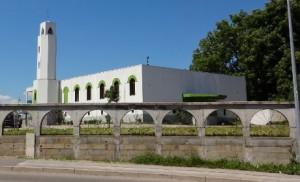mosquées islam églises