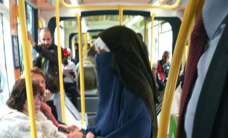 burqa islam charlie