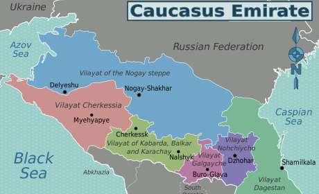 caucase russie emirat qaida