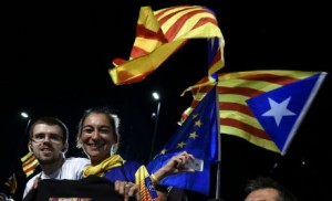 Catalogne indépendantistes Europe