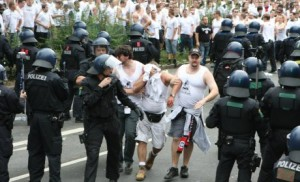 hooligans chelsea football