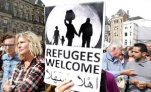 migrants lemonde merkel