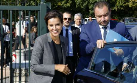 BlogTV - Najat Vallaud-Belkacem, migrante politique  | Causeur