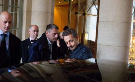 Nicolas Sarkozy lemonde Fillon