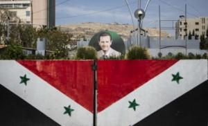 bachar assad syrie fabius hollande