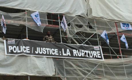 manifestations policiers place Vendôme