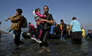 migrants enfants mekong daech
