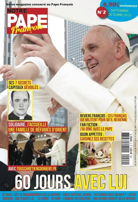 Notre Pape François