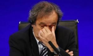 Platini Blatter Fifa
