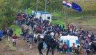 serbie migrants syrie daech