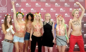 ukraine femen prostitution