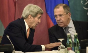 Vienne conférence Syrie