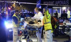 attentats de Paris Israël