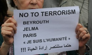 attentats compassion Paris Beyrouth Bamako