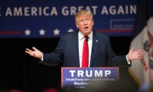 Donald Trump primaire US