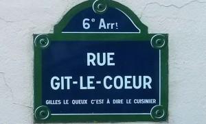 Bertrand Lacarelle rue Gît-le-Coeur