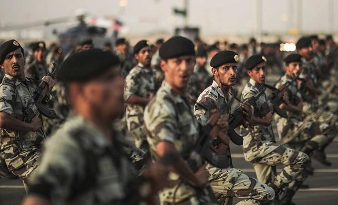 coalition Arabie Saoudite Daech