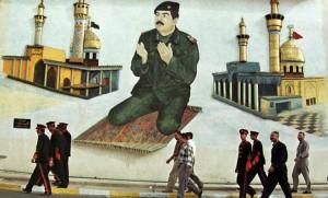 Etat islamique Saddam Hussein