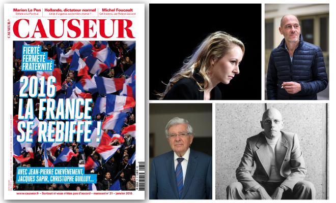 Causeur 31 janvier 2016