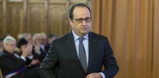 François Hollande FN 2017