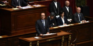 réforme constitutionnelle François Hollande