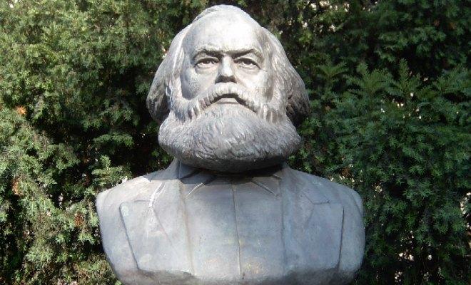 marx senik parti communiste