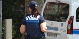 police municipale Béziers