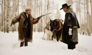 Quentin Tarantino Les Huit salopards