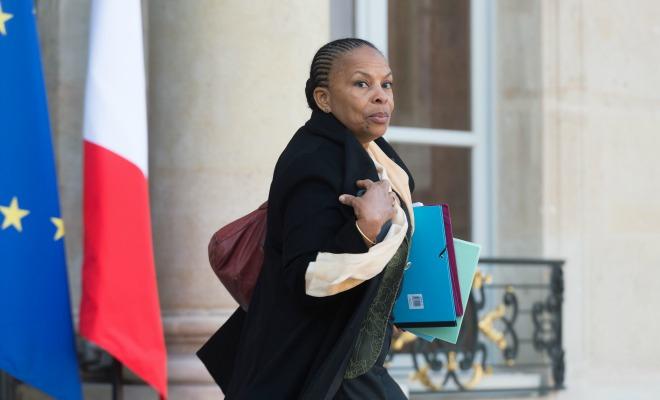 Christiane Taubira démission gauche FN