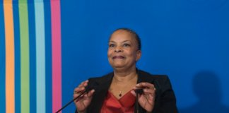 Christiane Taubira gauche racisme
